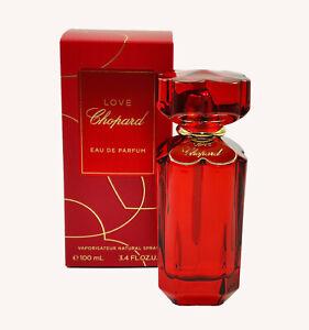 Chopard Love 100ml Eau de Parfum Spray Nuevo / Emb.orig