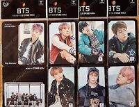 [Kpop BTS] Bangtan Boys CU T-money Korea Tmoney Photocard SEALED Limited Edition