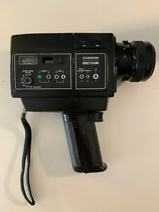 Chinon 806 SM/ DIRECT SOUND Super 8 movie camera