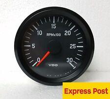 VDO COCKPIT INTERNATIONAL TACHO-METER 12V 80mm  3000 RPM 333035001