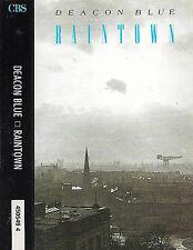 Deacon Blue Raintown CASSETTE ALBUM Folk Rock Pop Rock Electronic Synth-pop