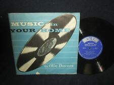 """Music in Your Home"" by Olin Downes ""Schubert,Beethoven,Mozart,Back"" 10"" Double"