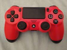CONTROLLER SONY WIRELESS PS4 DUALSHOCK 4 PLAYSTATION 4 JOYPAD ROSSO JOYSTICK