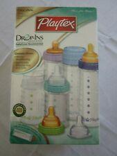 Vtg Playtex Drop-Ins Original Gift Set Nursers Nipples Liners Latex Silicone