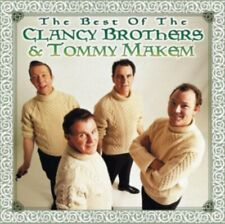 The Best of the Clancy Brothers & Tommy Makem CD