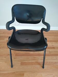 Open Ark Vertebra Chairs by Giancarlo Piretti & Emilio Ambasz - Set of 6