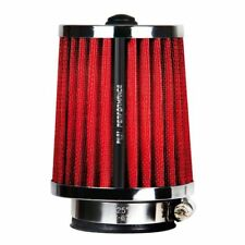 Filtro Aria aspirazione diretta Conico universale attacco 51mm Rosso LAMPA