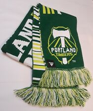 ADIDAS PORTLAND TIMBERS SCARF GREEN SHADES LIME JADES! PERFECT CHRISTMAS GIFT!