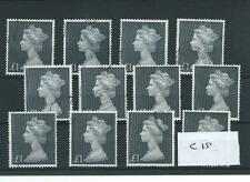 wbc. - GB- WHOLESALE -C10- MACHINS - £1  x 12 copies  FINE USED