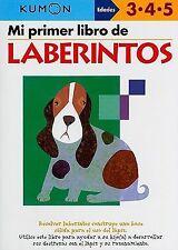 Mi Primer Libro de Laberintos (2009, Paperback)