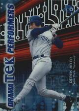 Topps Derek Jeter Baseball Cards