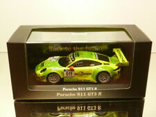 MINICHAMPS PORSCHE 911 GT3 R - #911 BOTT - BERGMEISTER 1:43 - EXCELLENT IN BOX