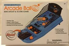 "Desktop Challenge ""Arcade Ball"" (Mini Shoot & Score) Indoor Fun Game BRAND NEW"