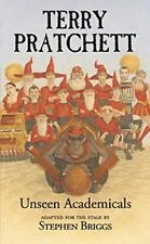 Unseen Academicals - Oberon Modern Plays by Stephen Briggs, Terry Pratchett | Pa