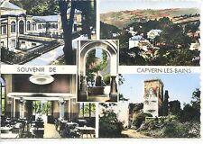 CP 65 Hautes-Pyrénées - Capvern-les-Bains - Multivues colorisées