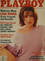 Playboy September 1998 | Lisa Rinna Vanessa Gleasson Heidi Davis    #2276+