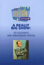 Ed Sullivan - A Really Big Show - 50th Anniversary Special (DVD) rare oop