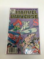 "Official Handbook of the Marvel Universe #10 ""S"" Oct 1983 Marvel Comics"