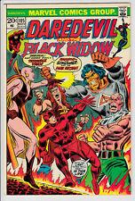 DAREDEVIL 1964 Series # 105 Marvel Black Widow 1973 Moondragon St. Gerber
