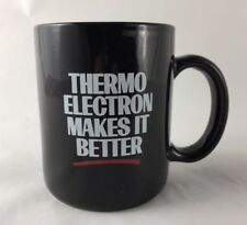 Thermo Electron Makes It Better Scientific Laboratory Mug COFFEE Tea Cup