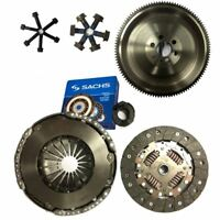 SACHS CLUTCH KIT, FLYWHEEL AND BOLTS FOR A AUDI A3 CONVERTIBLE 1.6 TDI