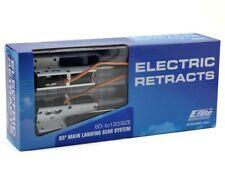 New E-flite Eflite 60-120 85 degree Strut Ready Main Elect Retract Set EFLG510