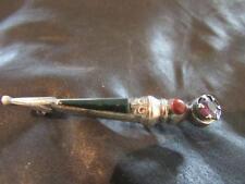 Amethyst Silver Brooch/Pin Victorian Fine Jewellery