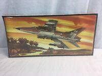 AMT Hasegawa 1:72 Republic F-105D Thunderchief Plastic Model Kit #A656 NEW