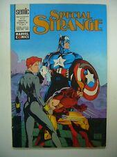 SEMIC MARVEL COMICS SPECIAL STRANGE N° 77 NOVEMBRE 1991 TRES BON ETAT