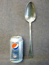 English Georgian Sterling Stuffing Spoon/Large Serving Spoon by Richard Poulden