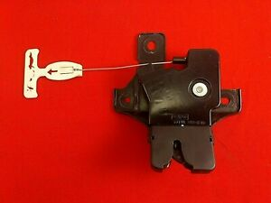 08-12 FORD TAURUS 09-12 LINCOLN MKS 08-09 SABLE TRUNK LATCH POWER LOCK ACTUATOR
