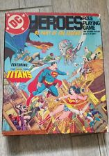 DC Heroes Role Playing Game (1985)