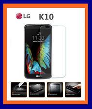 Vetro temprato pellicola protettiva display per LG K10 4G (K420N)