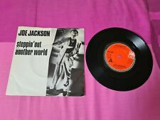 "Joe Jackson - Steppin' Out  (7"" Single 1982)"