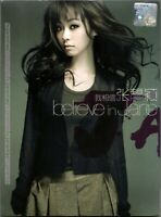 JANE ZHANG LiangYing 張靚穎 Believe In Jane MALAYSIA DELUXE DIGIPAK CD NEW SEALED