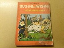 STRIP / SUSKE EN WISKE 48: HET RIJMENDE PAARD | 1ste druk