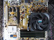 Motherboard Presario AM2+ HP M2N68-LA (Narra3) + Athlon 64 1640B + 4 Gb DDR2