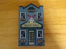 """Rare Brandywine Woodcrafts Charming """"Whispy Ends"""" !"""