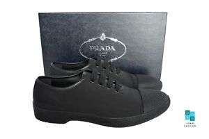 New in Box Authentic PRADA Mens Shoes Sz US6 EU39 UK5 Model 2EG149