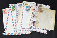 Asia Airmail Covers, 99p Start
