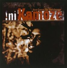 Ini Kamoze Here comes the hotstepper (1995) [CD]