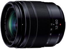 Panasonic LUMIX G VARIO 12-60mm/F3.5-5.6 H-FS12060 Lens For 4/3 POWER OIS