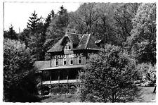 """AK, Eschwege Werra, Gasthaus """"Frau Holle"""" im Höllental, 1963"""