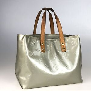 100% authentic Louis Vuitton Vernis lead PM M91145 bag used 1132-1b20