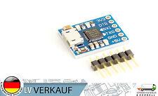 Micro-USB zu TTL UART Serial Converter mit CP2102 für Arduino Prototyping