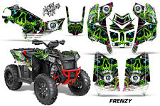Polaris Scrambler 1000 Quad Graphic Sticker Kit ATV Decal Wrap 2013-2016 FRENZY