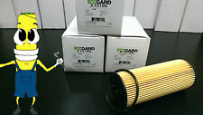 Premium Oil Filter for Mercedes Benz GLA45 AMG w/ 2.0L Engine 2015 Pack of 3
