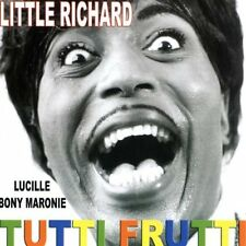 CD NEUF - LITTLE RICHARD - TUTTI FRUTTI - C5
