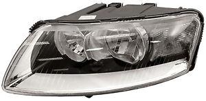 AUDI A6 2009 - 2011 HEADLAMP HEAD LIGHT LEFT PASSENGER SIDE NEW OE 4F0941003BK