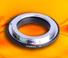 Tamron Adaptall 2 ad2 Obiettivo per Nikon F Mount Adattatore Fotocamera d3400 d500 d5 d7200